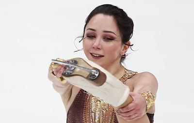 Елизавета Туктамышева выиграл этап Гран-при по фигурному катанию в Москве