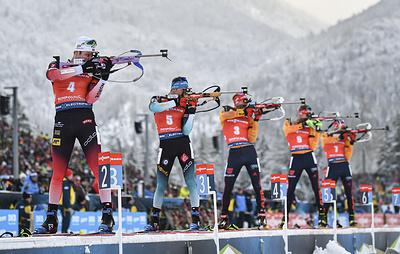 Решение по вопросу допуска российских биатлонистов к этапу КМ будет принято в четверг