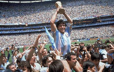 Беспокойная душа и уникальное футбольное мастерство. Умер Диего Марадона