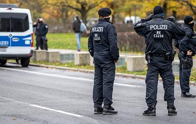 В Берлине задержали мошенников, пытавшихся штрафовать прохожих за несоблюдение карантина