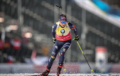 Вирер выиграла индивидуальную гонку на первом этапе Кубка мира по биатлону