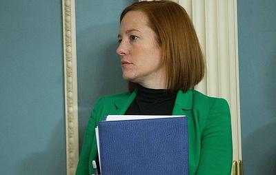 Байден намерен назначить пресс-секретарем Белого дома Джен Псаки