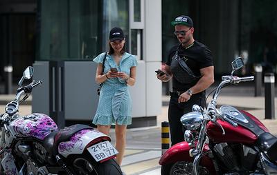МВД определило ошибки, при которых экзамен на водительские права мотоциклиста прекращается