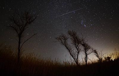 Скорость потока Геминиды в ночь на 15 декабря может достигать 120 метеоров в час