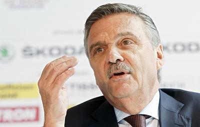 Фазель надеется, что Федерация хоккея Белоруссии не будет бойкотировать чемпионат мира