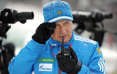 Польховский заявил, что двери сборной России по биатлону для Подчуфаровой открыты