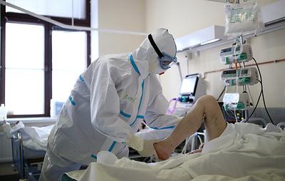 Эксперт считает, что подъем заболеваемости COVID-19 в России весной не ожидается