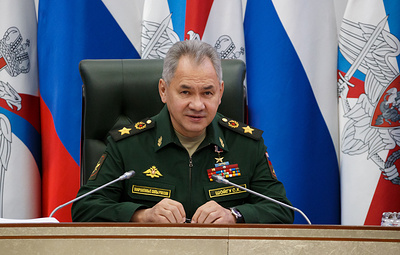 Шойгу обсудил с министром обороны Армении обстановку в Нагорном Карабахе