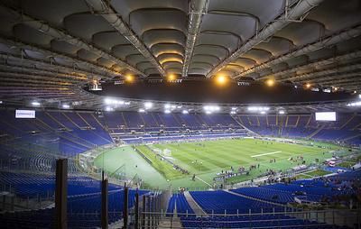 """Руководство футбольного клуба """"Рома"""" отказалось от сооружения нового стадиона для команды"""