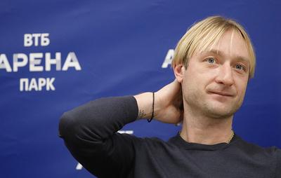 Плющенко: Косторная продолжает подготовку к чемпионату мира в качестве первой запасной