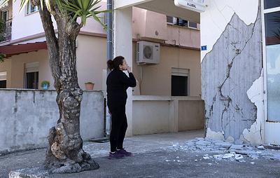 Землетрясение магнитудой 6,9 произошло в центральной Греции