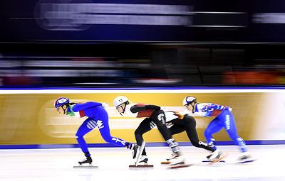 Чемпионат мира по шорт-треку стартует в Нидерландах