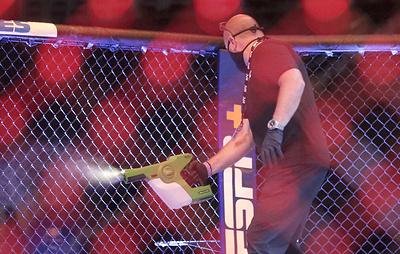Бойцы проведут на карантине день до турнира UFC 259