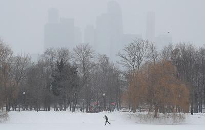 Температурные колебания сохранятся в Москве до конца недели