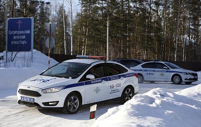 Более 20 человек из захваченного монастыря на Урале доставили в полицию