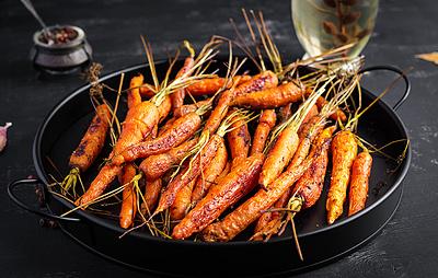 Морковь вместо мяса и рыбы: что приготовить из бюджетного овоща