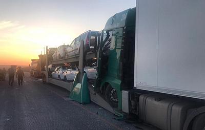 В ДТП с бензовозом в Волгоградской области погибли три человека