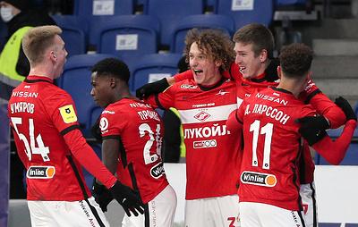 Спартак может обеспечить себе место в Лиге чемпионов по итогам 29-го тура премьер-лиги
