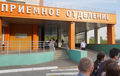 Врачи рассказали о состоянии детей, находящихся в реанимации после стрельбы в Казани