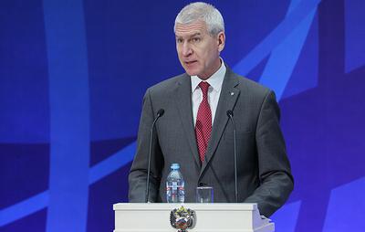 Матыцин считает, что российская легкая атлетика будет восстановлена в ближайшее время