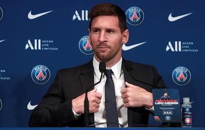 Месси заявил, что мечтает снова выиграть Лигу чемпионов