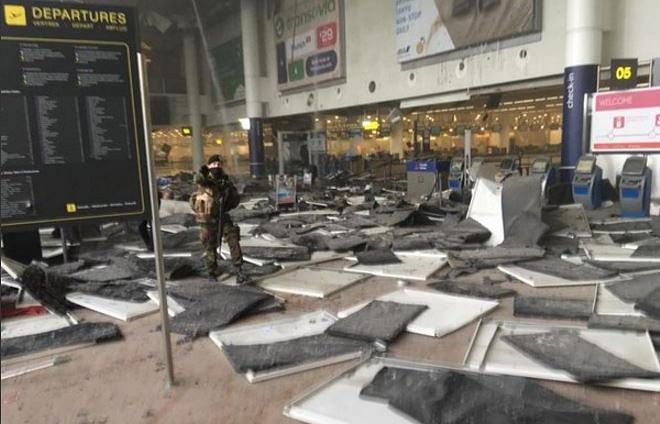 Хаотизация Европы террором. Следующий этап