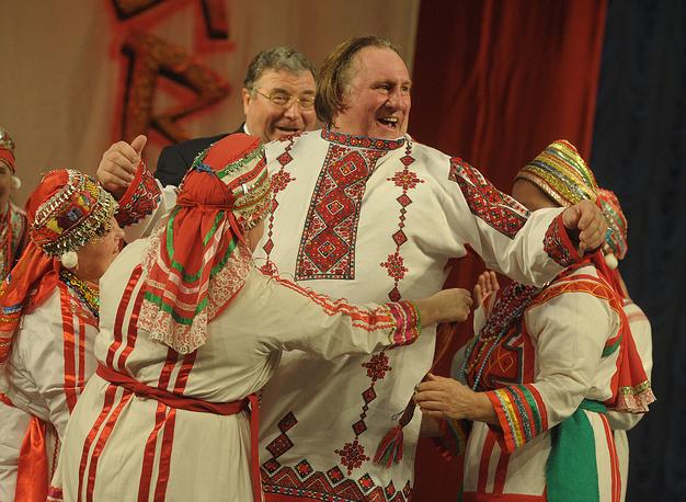 Mordovia Republic - 68 points