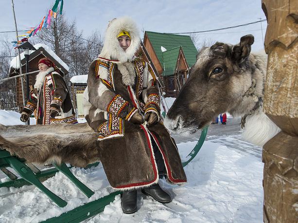 Yamalo-Nenets Autonomous Republic - 85 points