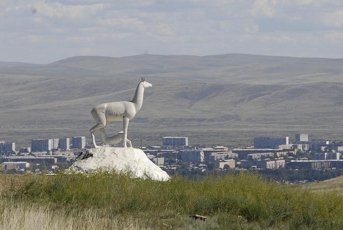 Tuva Republic - 71 points