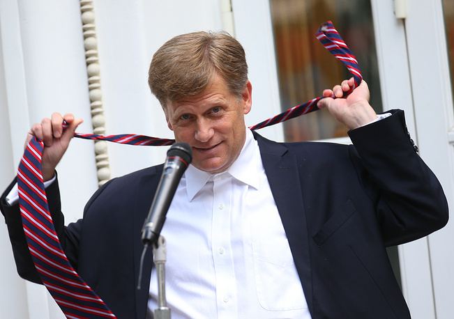 Professor of Politology and the author of more than 20 books, McFaul is planning to work at Stanford University