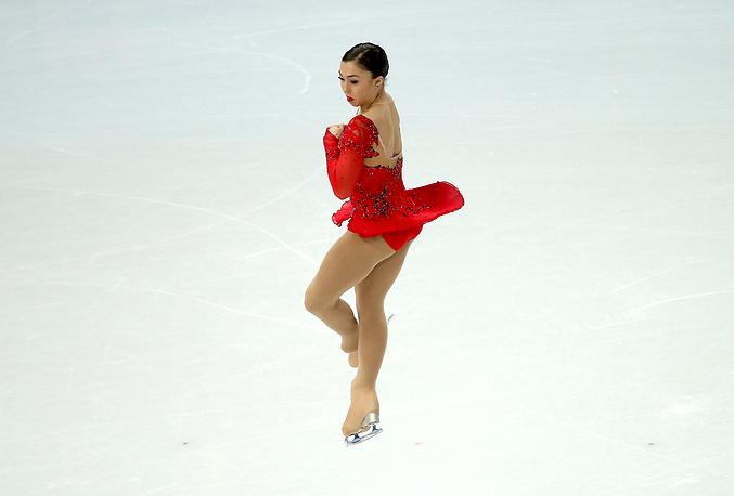 Gabrielle Daleman of Canada