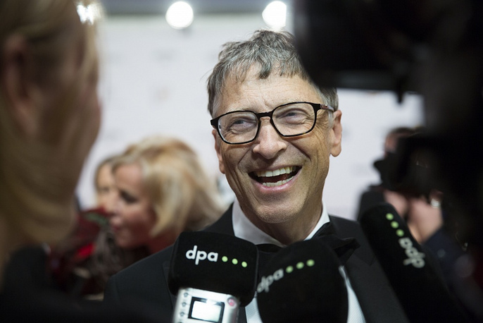 Bill Gates, $76 bln