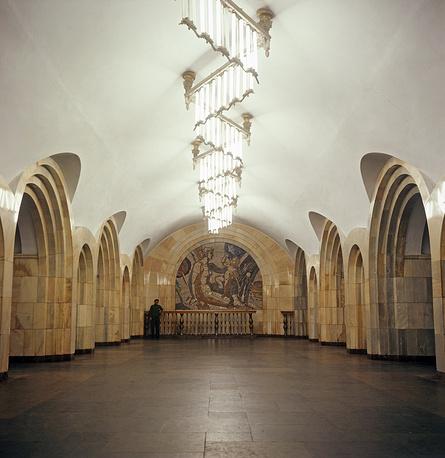 Dobryninskaya station