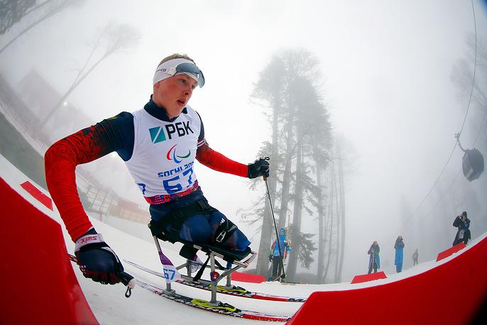 Grigory Murygin of Russia