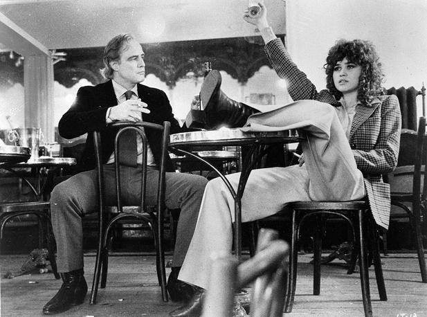 The role in Bertolucci's 'Last Tango in Paris' brought Brando huge fame
