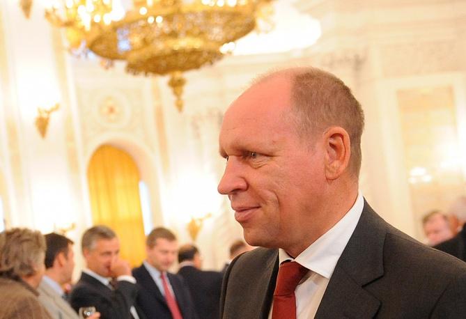 First deputy head of presidential administration Aleksei Gromov