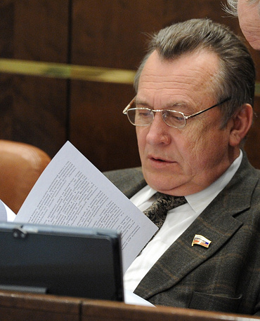 Oleg Panteleev, MP