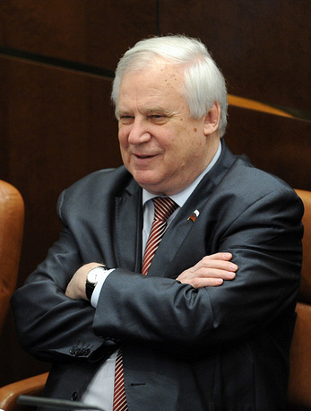 Nikolai Ryzhkov, MP
