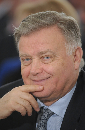 Head of Russian Railways Vladimir Yakunin