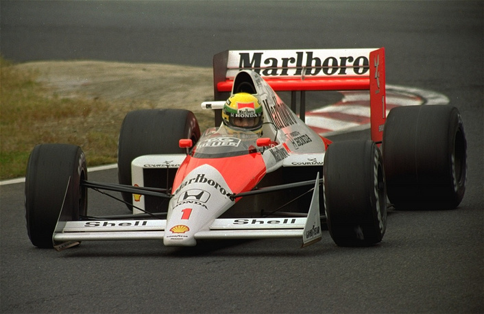 Ayrton Senna is considered one of the greatest drivers in the history of the sport. He won 41 races out of the 161 he participated in