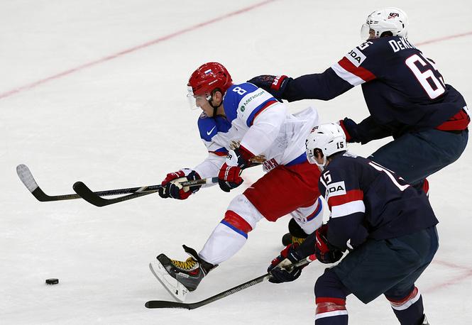 Russia-USA 6:1