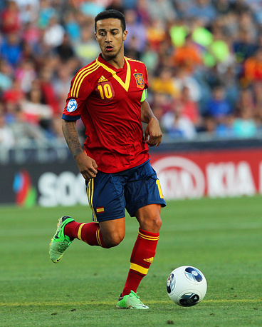 Spain wll also have to do without Thiago Alcantara, who will miss the World Cup due to an injury