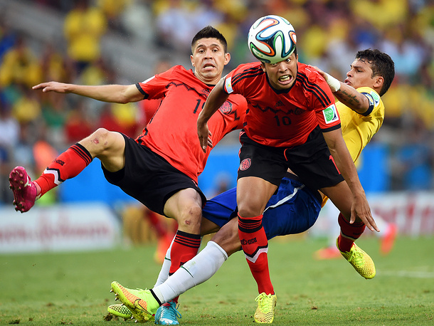 The Brazil vs. Mexico match failed to ecourage the fans' hearts with an abundance of goals