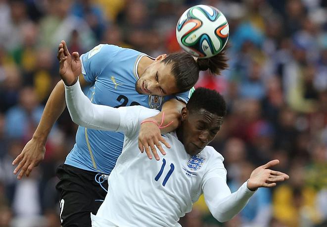 England - Uruguay