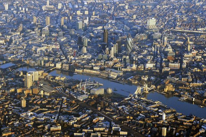 The bridge is a renowned landmark of London