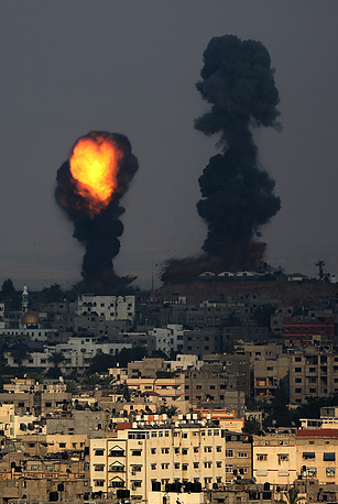 Over 500 people have been killed and more that 3,000 injured in Gaza over the past two weeks.