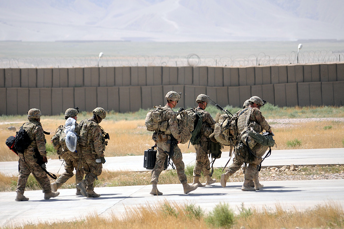 By the end of 2014, the Afghan government is to assume full control of the country, and the foreign forces are scheduled to leave
