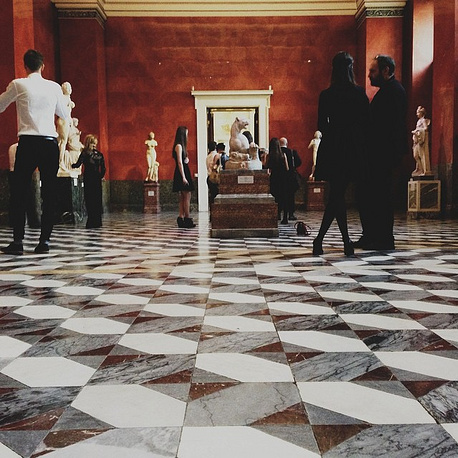 Hermitage State Museum, Saint Petersburg
