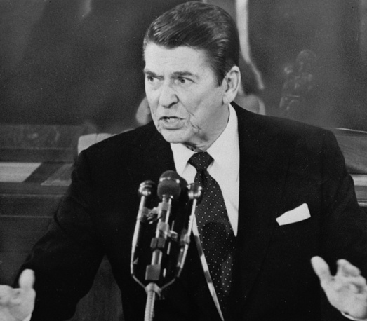 Under the Reagan Administration in 1982 USA declared Cuba a country sponsoring terrorism and sanctions were strengthened again
