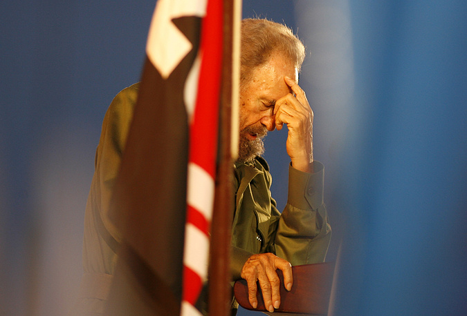 In February 2008 Fidel Castro resigned as Cuba's president after nearly a half-century in power